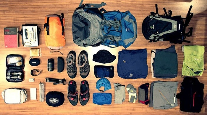 những thứ cần chuẩn bị khi đi phượt Hà Giang