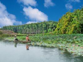 những địa điểm du lịch nổi tiếng tại Long An