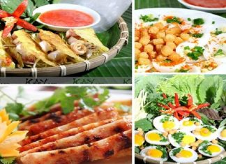 những món ăn nổi tiếng tại Nha Trang