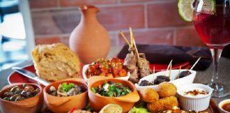 những món ăn nổi tiếng tại Tây Ban Nha