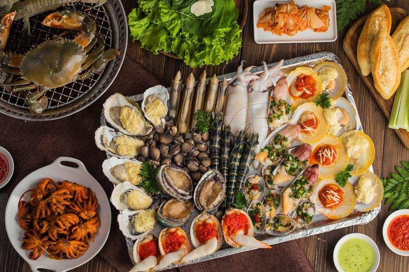 Đồng Châu có rất nhiều món hải sản tươi ngon đang chờ bạn thưởng thức