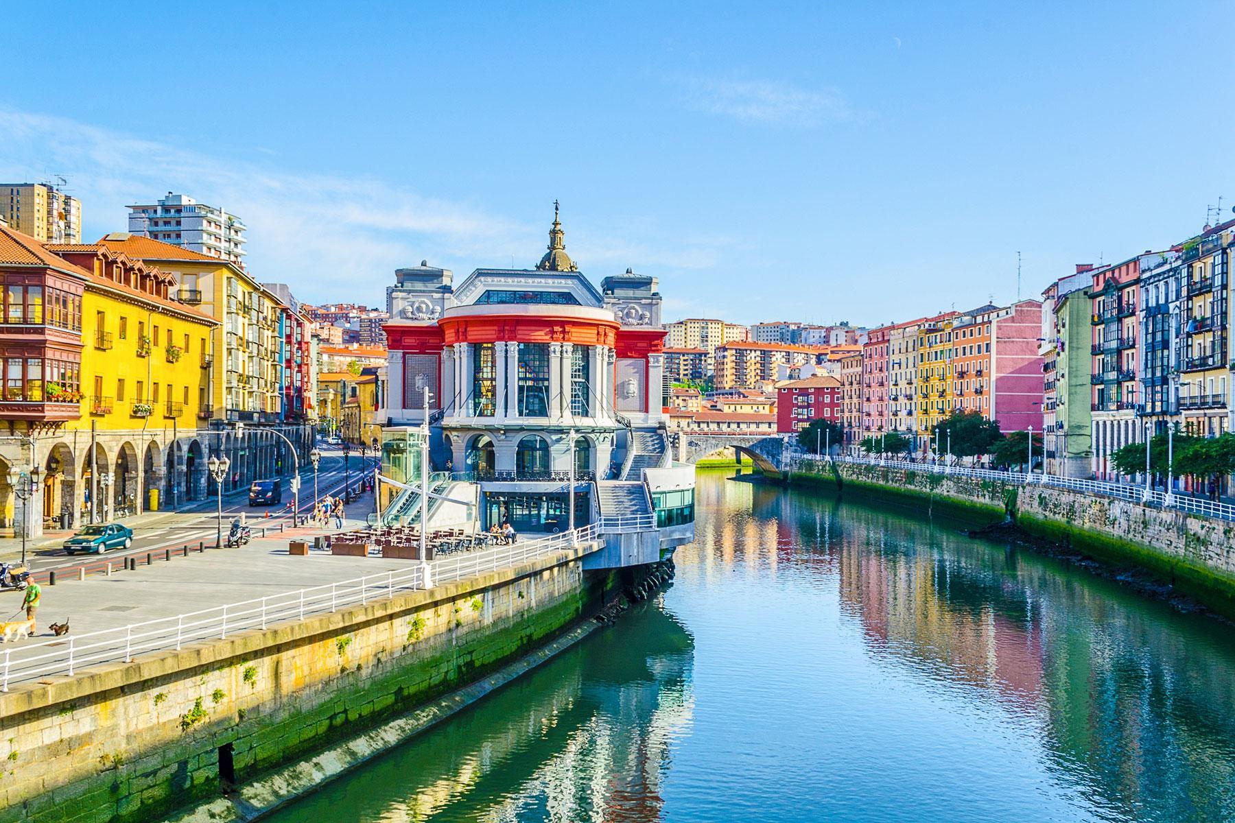 Kinh nghiệm du lịch Bilbao – thành phố ấm áp của Tây Ban Nha