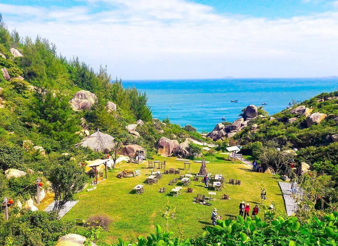 Kinh nghiệm đi khu dã ngoại Trung Lương tuyệt đẹp tại Bình Định