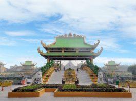 kinh nghiệm đi khu du lịch Đại Nam Văn Hiến