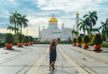 kinh nghiệm du lịch Brunei