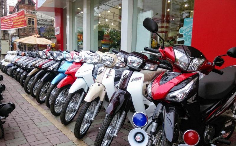 Thuê xe máy Quy Nhơn