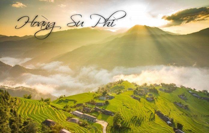 kinh nghiệm du lịch Hoàng Su Phì