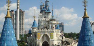 kinh nghiệm du lịch Lotte World tại Hàn Quốc