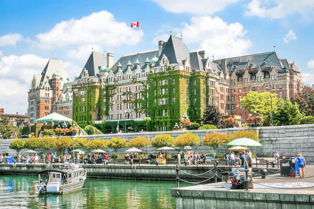 Kinh nghiệm du lịch Victoria – viên ngọc quý của đất nước Canada