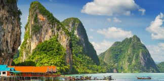 kinh nghiệm du lịch vịnh Phang Nga