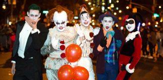 những địa điểm chơi Halloween tại Hà Nội