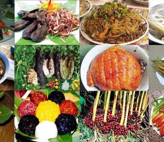 Đặc sản Lai Châu
