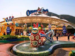 kinh nghiệm du lịch Ocean Park