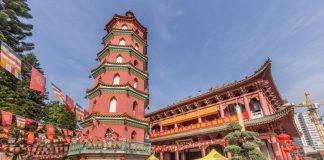 kinh nghiệm du lịch Phật Sơn