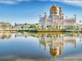 địa điểm du lịch nổi tiếng tại Brunei