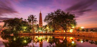 Những địa điểm vui chơi buổi tối tại Hà Nội