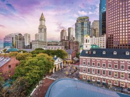 kinh nghiệm du lịch Boston