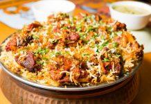 Những món ăn chay nổi tiếng tại Ấn Độ