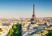 trải nghiệm thú vị tại Paris