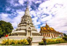 cung dien hoang gia Campuchia