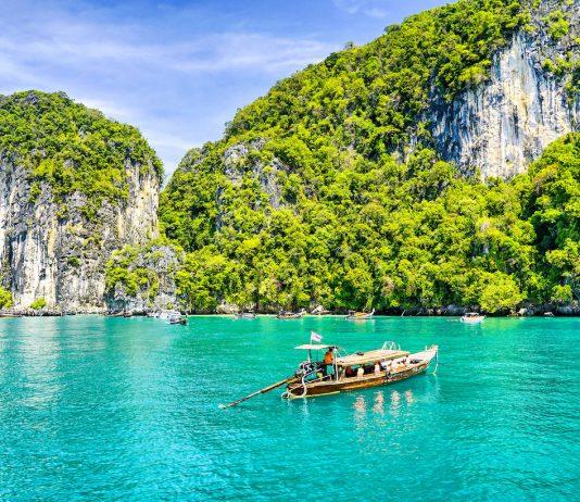 địa điểm du lịch mới tại Thái Lan