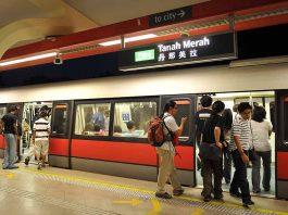 kinh nghiem di lai o Singapore bang MRT