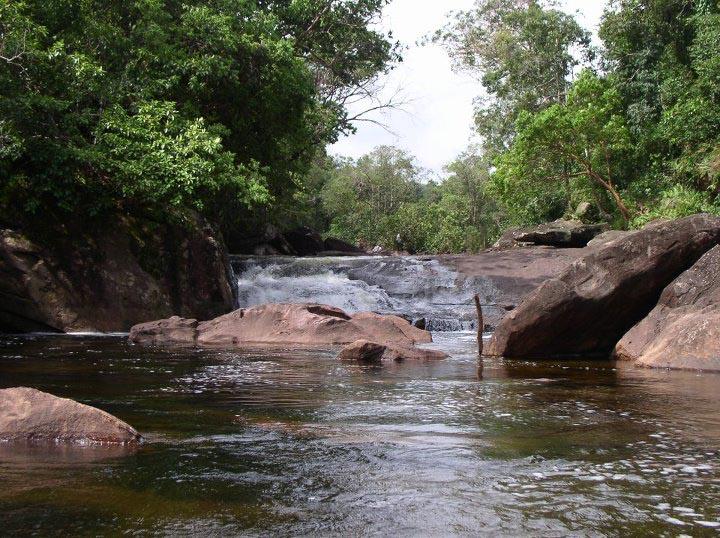 Discover Da Ban stream - a natural masterpiece on Phu Quoc pearl island