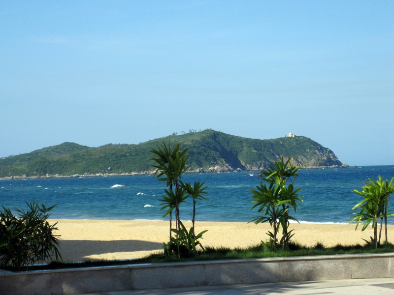 Sa Can Beach - the most famous tourist destination in Quang Ngai