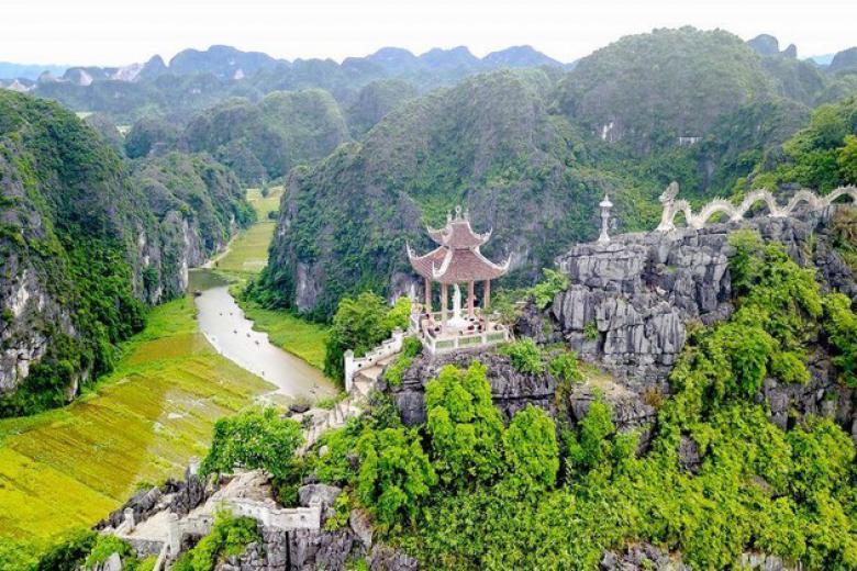 Mua Cave in Ninh Binh