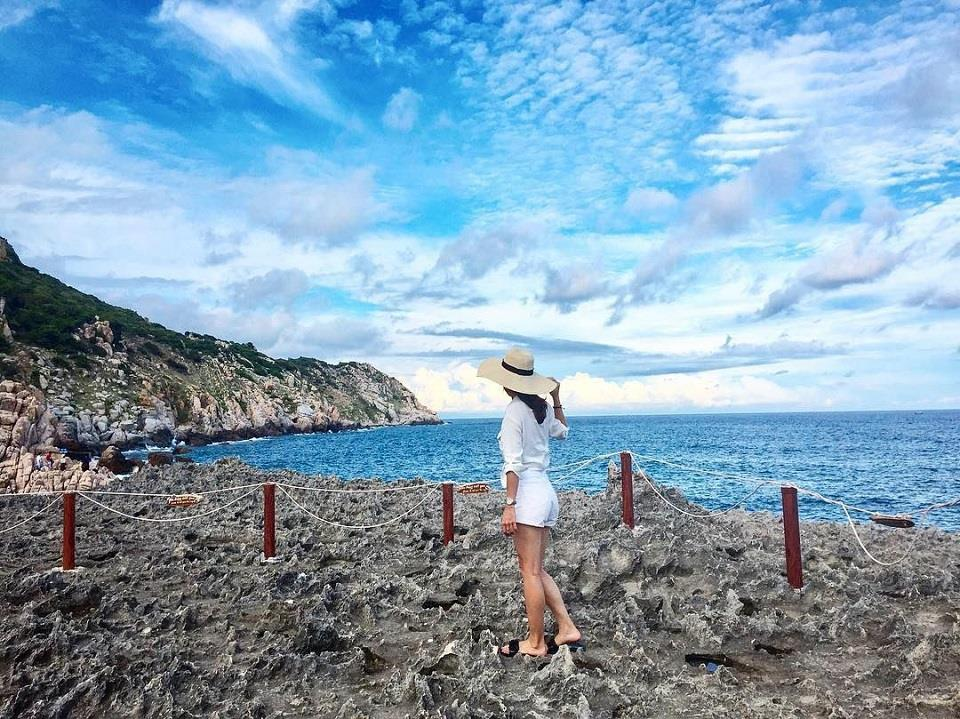 Travel experience of Vinh Hy Bay Travel experience of Vinh Hy Bay