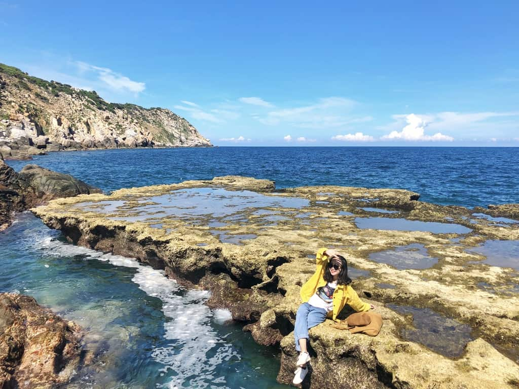 Vinh Hy Bay travel experience