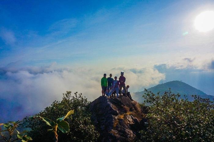 du lịch vườn quốc gia Chư Yang Sin Đắk Lắk