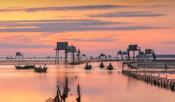 bãi biển Đồng Châu - địa điểm du lịch nổi tiếng ở Thái Bình