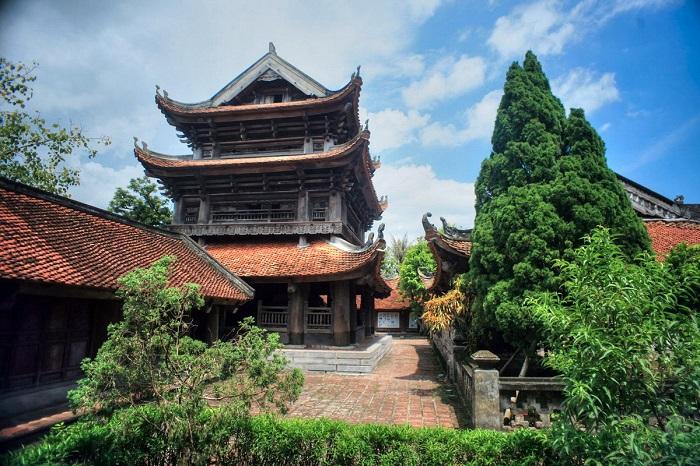 Chùa Keo Thái Bình - địa điểm du lịch nổi tiếng ở Thái Bình