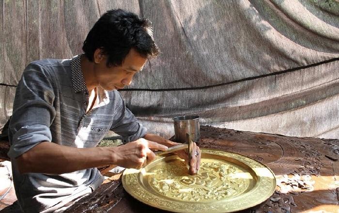 Làng nghề Đồng Xâm - địa điểm du lịch nổi tiếng ở Thái Bình