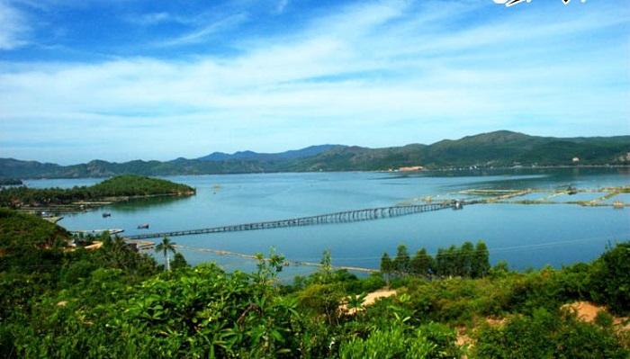 du lịch vịnh Xuân Đài Phú Yên