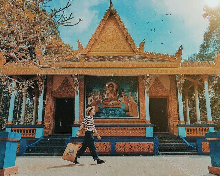 chùa Dơi Sóc Trăng