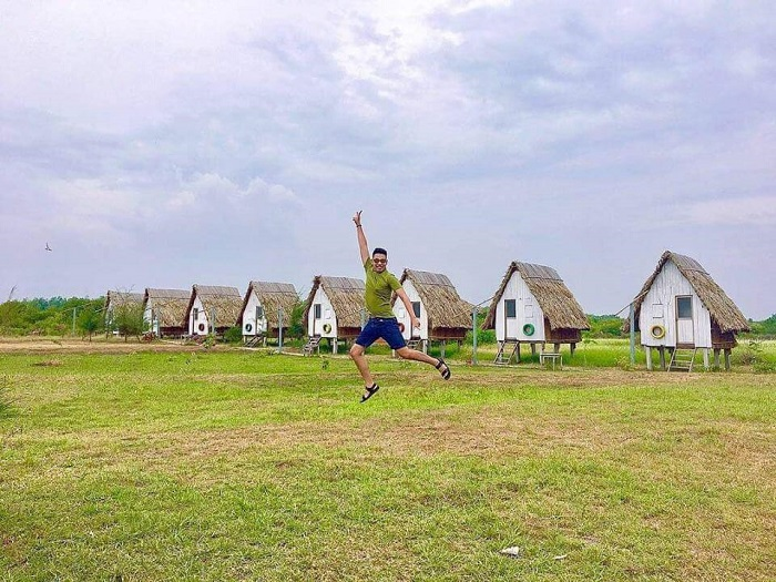 For the trip to be convenient, you should come here in the dry season.Photo: Kenhhomestay