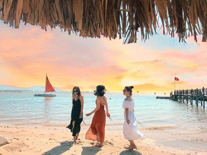Check in Go Gang Island Vung Tau