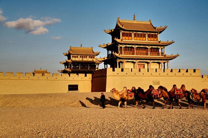 Tour Trung Quốc giá rẻ 6 ngày 5 đêm