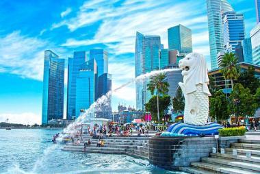 Hải Phòng - Hà Nội - Singapore - Malaysia - Indonesia 5N4Đ Bay Vietjet Air + Malindo Air