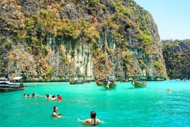 Hà Nội - Sài Gòn - Phuket - Đảo Phi Phi - Vịnh Phang Nga 4N3Đ Bay Vietjet Air