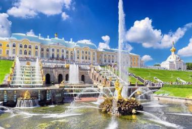 HCM - Matxcova - St.Peterburg 8 Ngày Bay Aeroflot