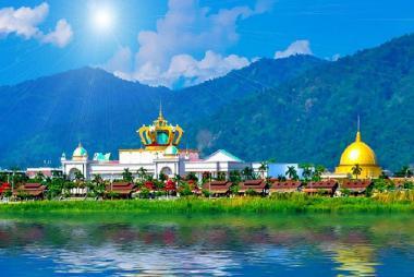 Hải Phòng - Hà Nội - Chiang Mai - Chiang Rai 4N3Đ Bay Air Asia