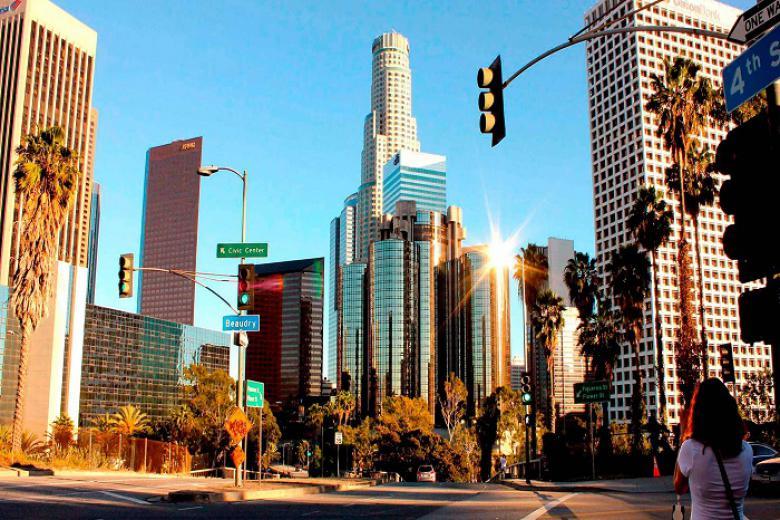 HCM - Los Angeles - San Diego 8N7Đ