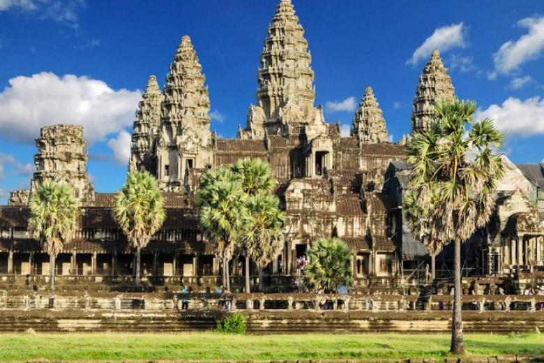 Cần Thơ - Siemreap - Phnompenh 4N3Đ