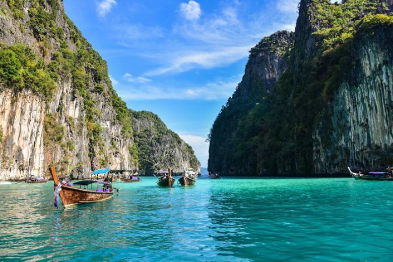 Đà Lạt - HCM - Phuket - Đảo Phi Phi 4N3Đ