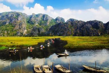 Hà Nội - Ninh Bình - Tam Cốc - Hoa Lư 1 Ngày