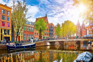 Đà Nẵng - Pháp - Bỉ - Hà Lan - Đức 8 Ngày, Bay Qatar Airways