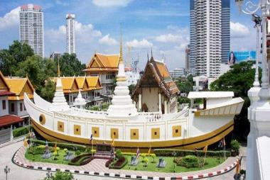 Buôn Mê Thuột - HCM - Bangkok - Pattaya 5N4Đ Bay Nok Air